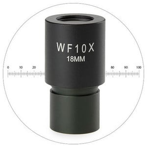 Euromex oculare micrometro WF10x/18 mm, MB.6010-M (MicroBlue)