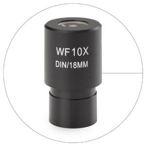 Euromex HWF 10x/18 mm, puntatore, EC.6010-P (EcoBlue)