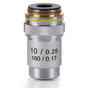 Euromex Obiettivo 10x/0,25 acromatico, DIN, EC.7010 (EcoBlue)