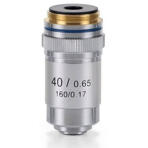 Euromex EC.7040 40X/0.65 achro, DIN, sprung microscope objective (for EcoBlue)