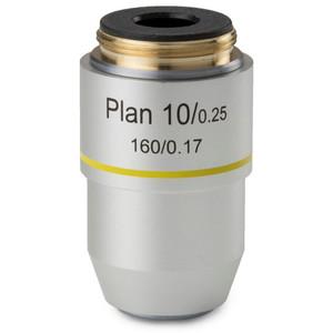 Euromex 10X/0.25 plan, DIN, BB.8810 microscope objective (BioBlue.lab)