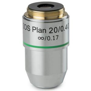 Euromex Obiettivo 20x/0.50 plan, infinity, BB.7220 (BioBlue.lab)