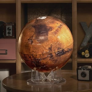Sky Publishing Globus Mars