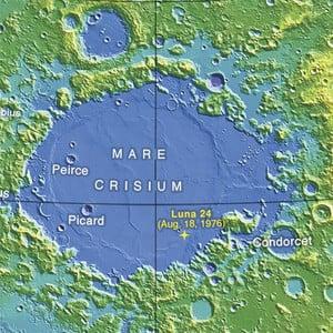 Sky Publishing Globo Luna, mappamondo topografico 30 cm