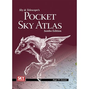 Sky Publishing Atlante Pocket Sky Atlas Jumbo Edition