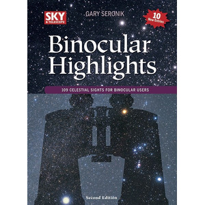 Sky Publishing Libro Binocular Highlights