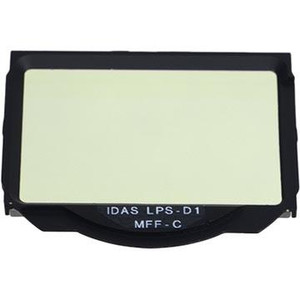 IDAS Filtre anti-pollution LPS-D1pour Canon 6D et 5D Mark II