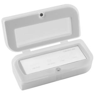 Optika Oculaire micromètre- porte objet,  1 mm/10µm, 10 mm/100µm, M-005