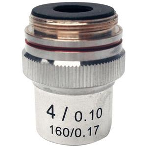 Optika Obiettivo 4x/0,10, acromatico, M-131