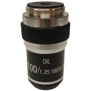 Optika Obiettivo 100x/1,25 (immersione olio), alto contrasto, M-143