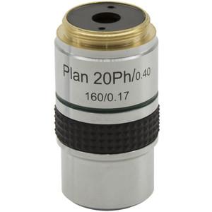 Optika Objective W-PLAN PH,  M-171, 20x/0.40, plan, phase ( B-383PH, B-382PH-ALC)