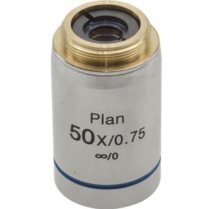 Optika Objective 50x/0.75, W-plan, infinity, (B-383LD1, B-383LD2, B-383FL, B-383MET)., M-335