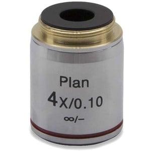 Optika Obiettivo M-337, IOS, W-plan, infinity, 4x/0.10, (B-383MET)