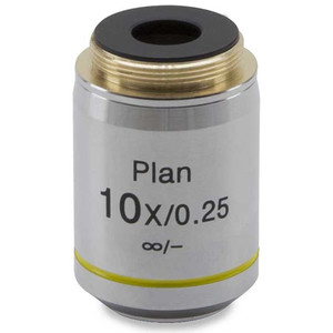 Optika Obiettivo 10x/0.25, W-plan, infinity, (B-383MET), M-338