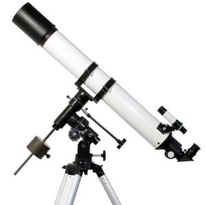 TS Optics Telescopio AC 80/900 Starscope EQ3-1