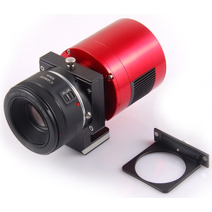 Artesky Adaptador de Canon a CMOS con ranura para filtro