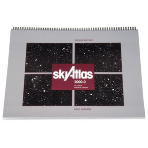 Sky Publishing Atlante Sky Atlas 2000.0 Field Laminated