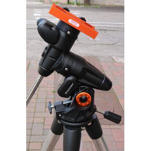 Geoptik adattatore per morsetti a coda di rondine su montatura Celestron AVX