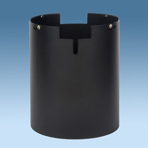 Astrozap Solid Dew Shield for Celestron 11 Rowe-Ackermann with notches