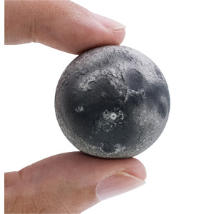 AstroReality Raised relief globe LUNAR Mini