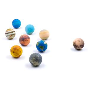 AstroReality Globo con sollievo Solar System Mini Set