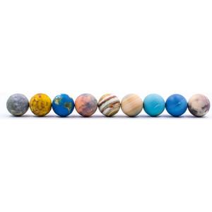 AstroReality Globos terráqueos en relieve Solar System Mini Set