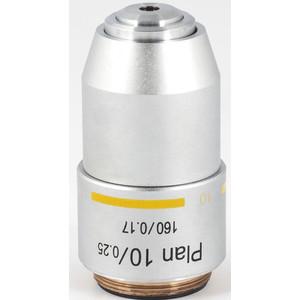 Motic Obiettivo PL, plan, achro, 10x/0.25, w.d. 1.5 mm (RedLine200)