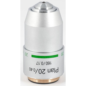 Motic Obiettivo PL, plan, achro, 20x/0.40 w.d. 0.55mm (RedLine200)