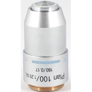 Motic Obiettivo PL, plan, achro, 100x/1.25, S , Oil, w.d. 0.15 mm (RedLine200)
