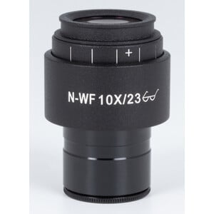 Motic Oculaire micromètre WF10X/23mm, détermination des proportions (SMZ-171)