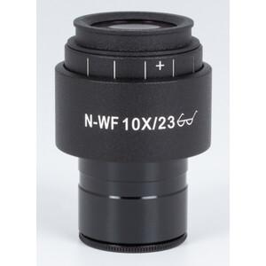 Motic oculare micrometrico WF10X/23 mm, per determinare proporzioni (SMZ-171)