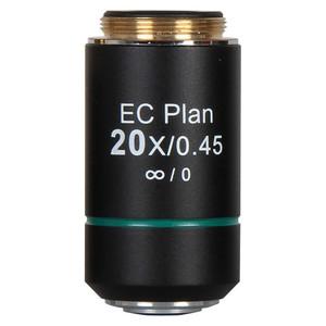 Motic Obiettivo EC PL, CCIS, plan, achro, NGC  20x/0.45 w.d. 1mm (BA-310 Elite)
