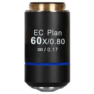 Motic Objective EC PL, CCIS, plan, achro, 60x/0.80, S, w.d. 0.35mm (BA-210)