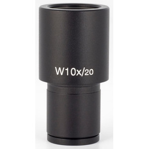 Motic oculare micrometrico WF10X/20 mm, 10 mm /100, mirino (RedLine200)