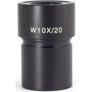 Motic oculare goniometrico WF10X/20mm, 360º, graduazione 1º, reticolo (SMZ-140)