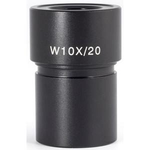 Motic oculare micrometrico WF10X/20 mm, 14 mm/140, mirino (SMZ-140)