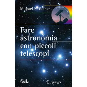 Springer Libro Fare astronomia con piccoli telescopi
