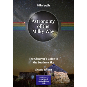 Springer Book Astronomy of the Milky Way - The Southern Sky