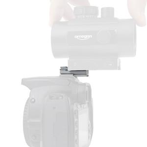 Omegon Adaptador de buscador para cámaras de