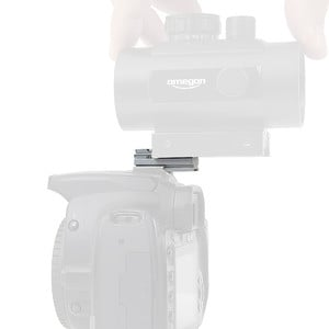 Omegon Base cercatore per fotocamere