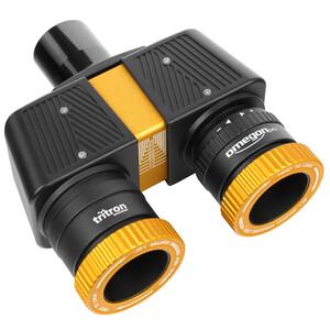 Omegon Tête binoculaire 1,25'' Pro Tritron