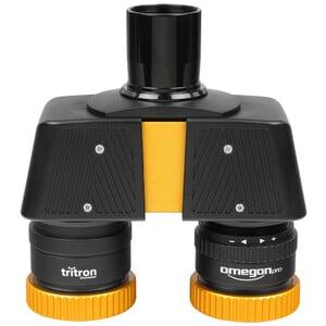 "Omegon Pro Triton torretta binoculare 1,25"""