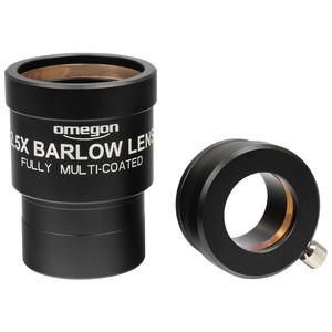 "Omegon Lentille de Barlow Oberon 2,5x 2"" d'"