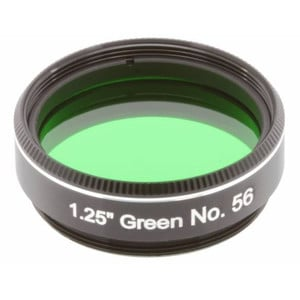 Explore Scientific filtro verde #56 1,25""