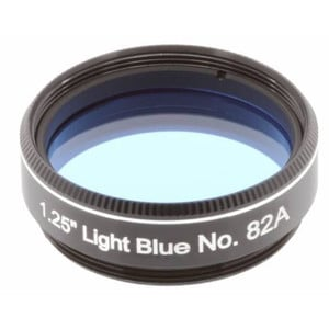"""Explore Scientific Filtre bleu clair #82A 1,25"""""""