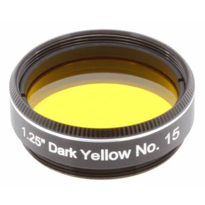 Explore Scientific filtro giallo scuro #15 1,25""
