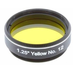 """Explore Scientific filtro giallo #12 1,25"""""""