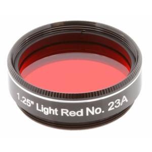 """Explore Scientific filtro rosso chiaro #23A 1,25"""""""