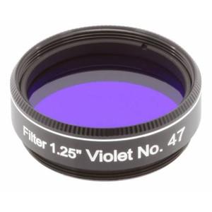 "Explore Scientific Filtre violet #47 1,25"""
