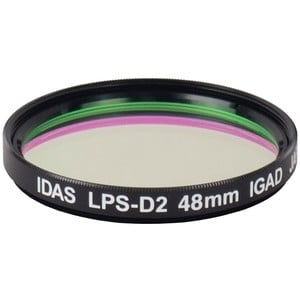 "IDAS Filtro para nebulosas LPS-D2 2"""
